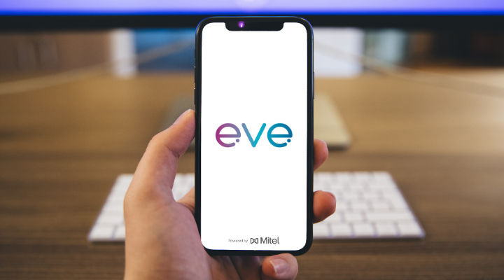 eve mobile app on iphone